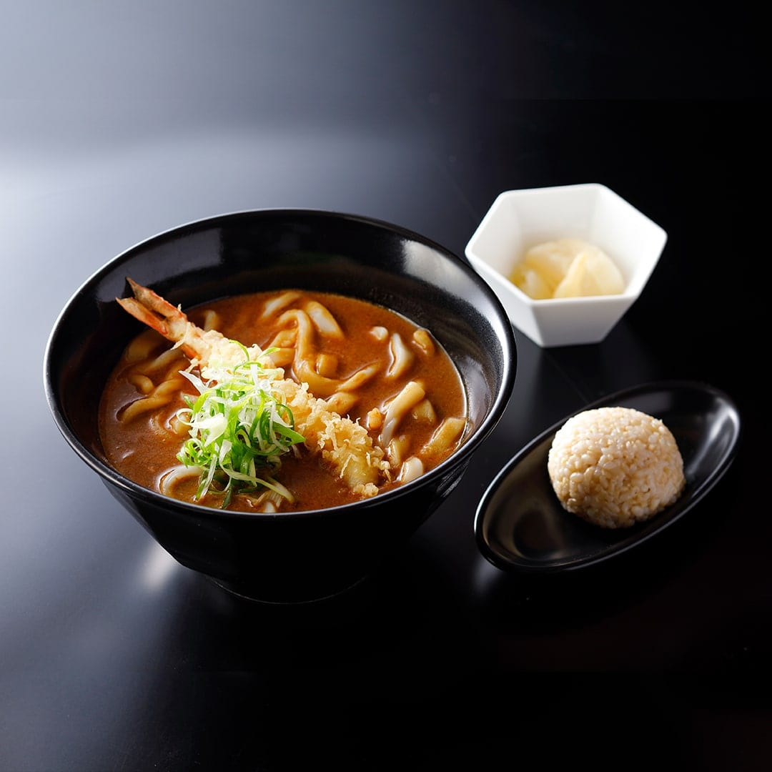 Udon in Curry Soup