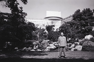 Yonetaro Otani, founder of Hotel New Otani