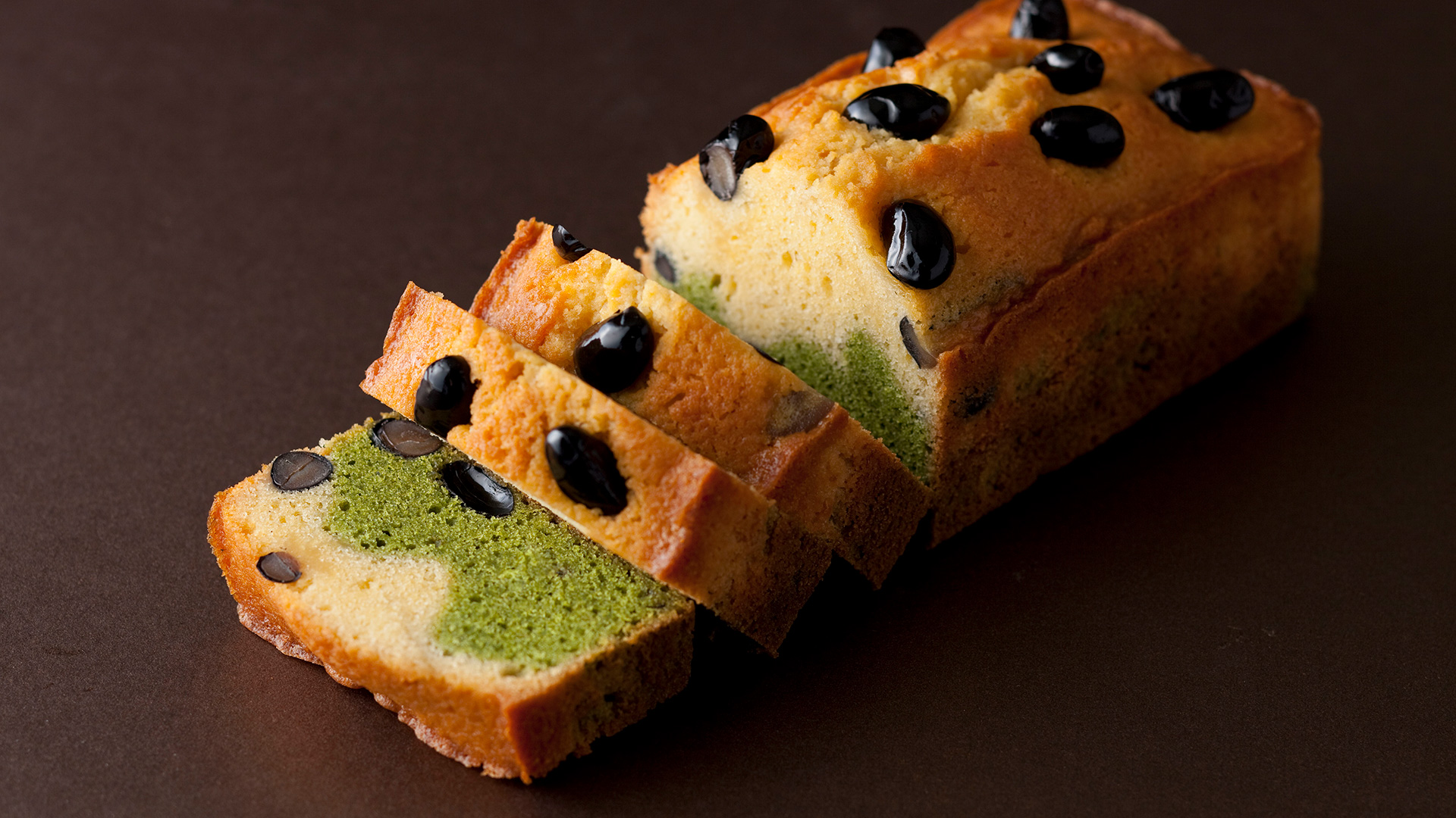 黒豆 パウンド ケーキ