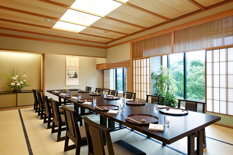 Senbazuru Dining Hotel New Otani Tokyo