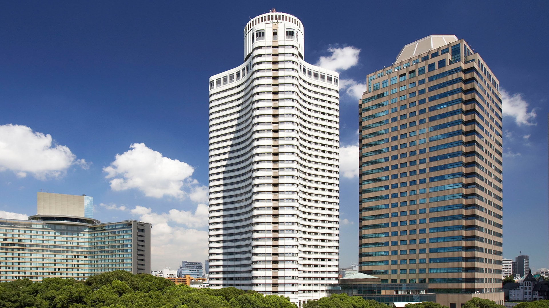 New Otani Garden Tower Accommodations Hotel New Otani